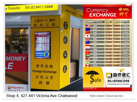Exchange Signage Cases Digital Exchange Sydney Foreign